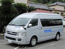伊東駅ー伊東小涌園間の送迎バス(要予約)