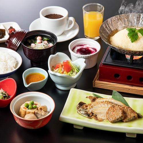 朝食_和定食イメージ 2021年夏~