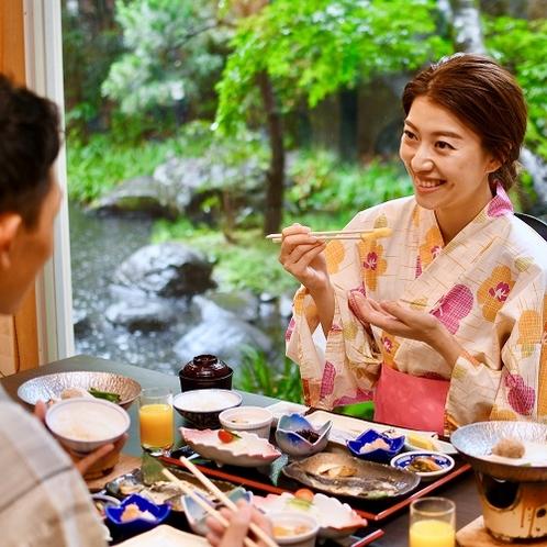 レストラン_夕食イメージ