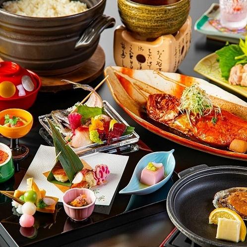 料理長おすすめ会席_2021春_イメージ