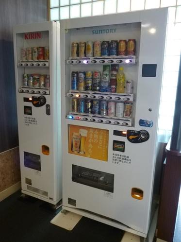 自動販売機コーナー(4階)
