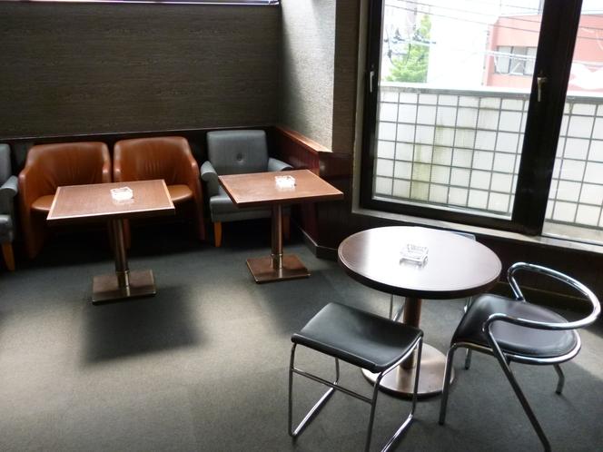 4階ラウンジ(男女共用スペース)