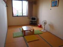7.5畳の和室