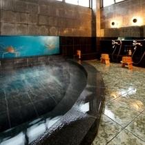 浴場 【海の月】