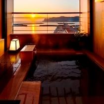 貸切露天風呂 【海の季】