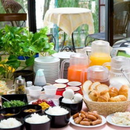 【朝食がリニューアル】食べてだ〜こ 名張の朝食