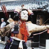 国指定重要無形民俗文化財「上野天神祭」の鬼行列