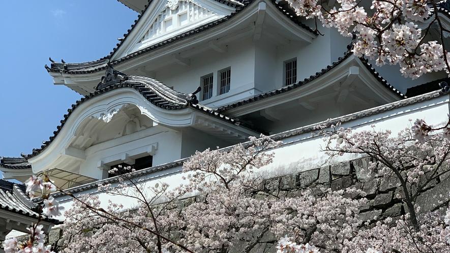 ★伊賀上野城