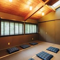 【2019年7月リニューアル】キングスクロス:和室にはゆっくりくつろげる上質な空間を提供