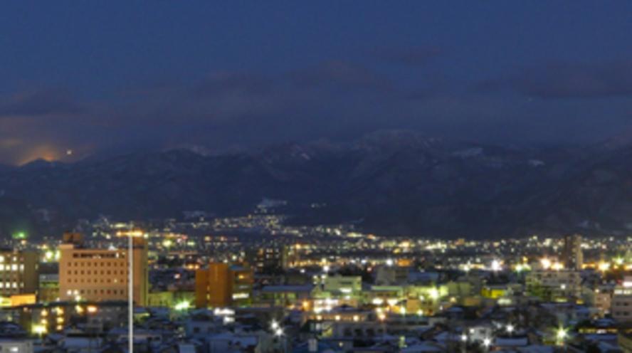 冬の志賀(夜景)