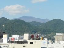 夏の飯縄山