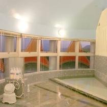 グループホテル(別館)にある貸切風呂