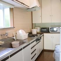 ベーシックタイプのキッチン一例