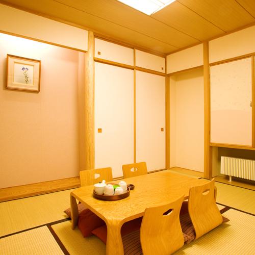 ■【和洋室】6畳の和室