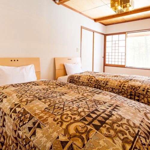 ベッド一例