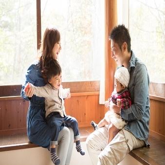 ■家族団欒■自然と過ごすフォレストビューコテージ(喫煙)