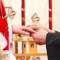 和婚などご希望のスタイルでの挙式を承っております