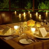 【ル・プラトー】料理長こだわりのフレンチを、しっとり落ち着いたレストランでお愉しみくださいませ。