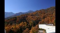 ■ホテル外観~秋~■