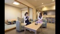 ■リビング付和洋室■