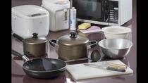 ■客室キッチン用品■