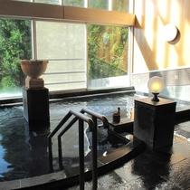 温泉大浴場~石造りのお風呂~