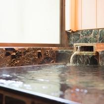 コテージ客室温泉