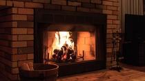 ■暖炉コテージ(冬季限定)■