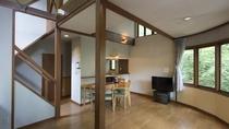 ■コテージ客室■