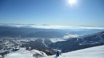 ■白馬八方尾根スキー場■