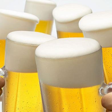 【飲み放題】楽天限定 生ビールや酎ハイなど、気の合う仲間と楽しめる、60分アルコール飲み放題プラン