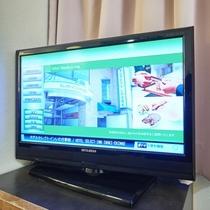 客室 TV