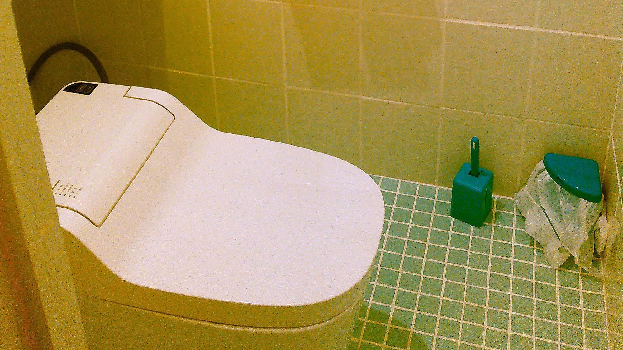 ・個室Aタイプ専用お手洗い