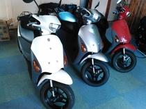 レンタルスクーター(50cc)