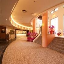 ロビー ユインチホテル南城