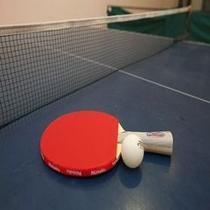 スポーツ棟 卓球