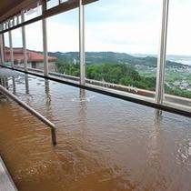 温泉 天然温泉さしきの「猿人の湯」 太古風呂
