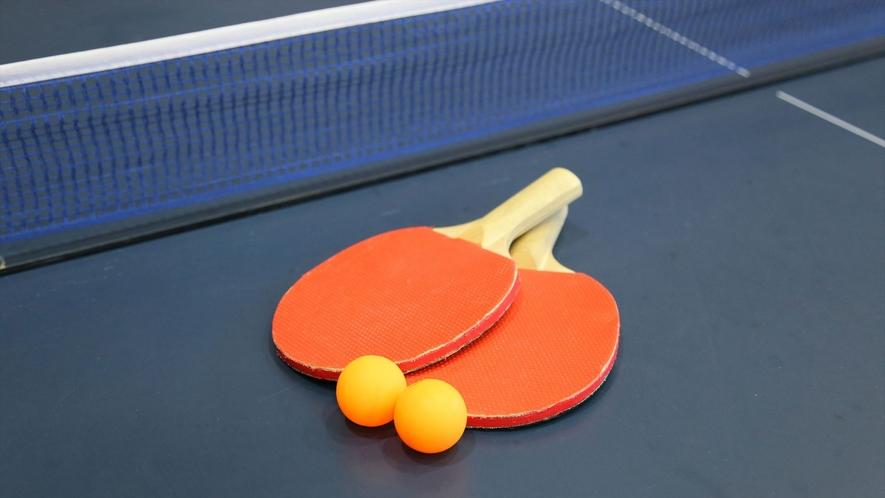 スポーツ施設 卓球