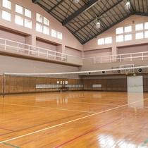スポーツ施設「ぺアーレ」体育館