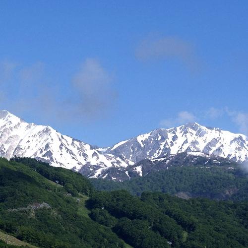 *白馬三山の美しい景色(2)