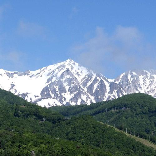 *白馬三山の美しい景色(1)