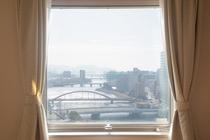 窓からの眺め(特別室ツイン)