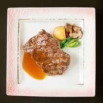 ■国産牛ステーキ■