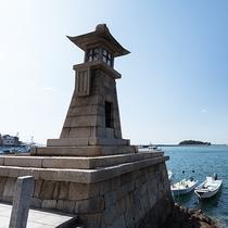 ■鞆の浦風景■