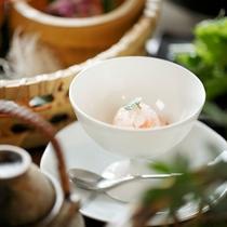 【料理】季節の懐石 sorube