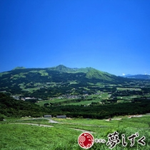 【夏】阿蘇五岳
