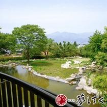 【和室タイプ】阿蘇五岳を一望できる眺望