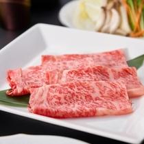 【極上しゃぶしゃぶ】とろけるお肉の旨味をお楽しみください。