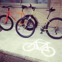 サイクリングイメージ