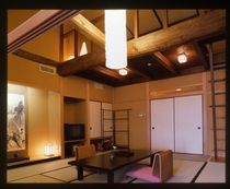ロフト客室